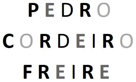 Pedro Cordeiro Freire